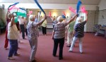 Senioren in Baarn sporten meer dan hun jongere generatie.