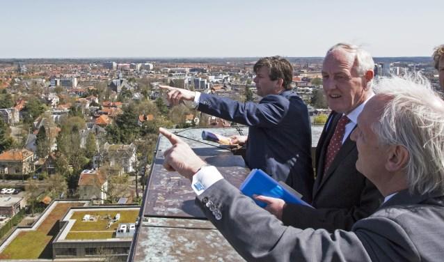 Broertjes toonde commissaris van de Koning Johan Remkes van Noord-Holland eerder al 'over welk gebied Hilversum straks heerst'.