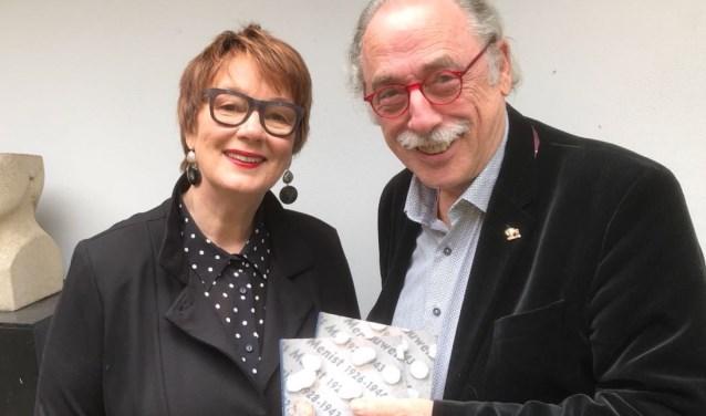 Ineke Hilhorst en Leo Janssen.