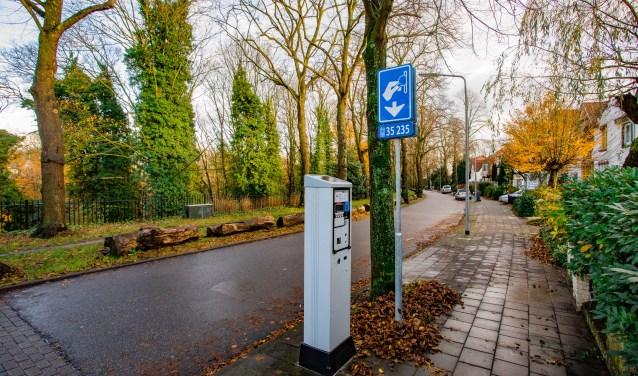 De proef met betaald parkeren op de Taludweg krijgt een definitieve status.