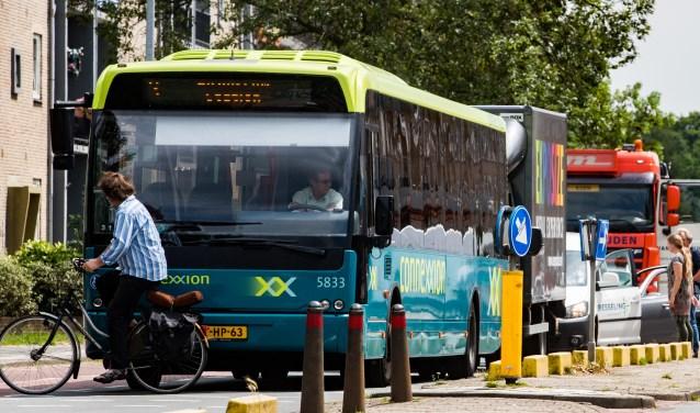 Contant geld niet meer welkom in Gooise bussen Connexxion