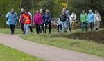 Wandelvierdaagse 60 plussers Bussum