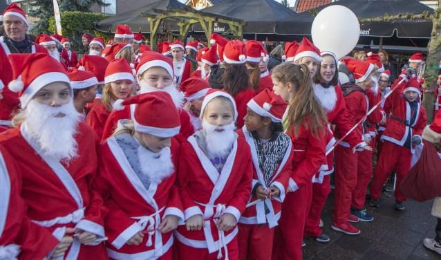 Santarun en Kerstmarkt