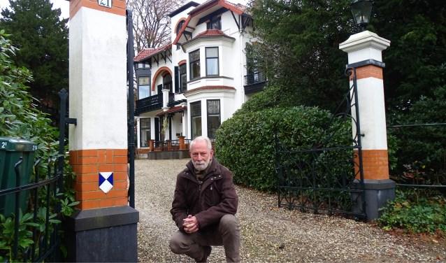 De Tindalvilla heeft al een internationaal monumentenschildje.