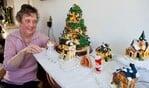 Rika Harmsen is een van de leden van de werkgroep die de kerstinloop organiseert.