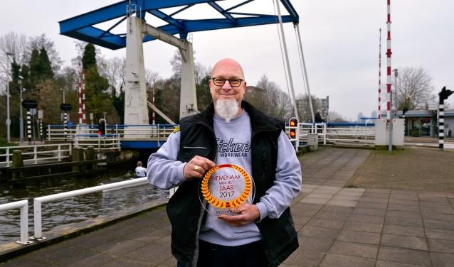 Danny Post, algemeen-coördinator van de Kinderzomerspelen, is verrast en vereerd.