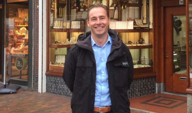 Centrummanager Kjeld Vosjan