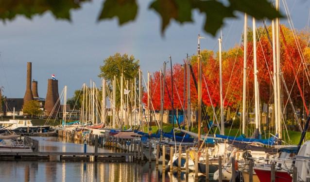 Haven Van Huizen : Vakantiefoto s huizen bekijk foto s van huizen noord holland