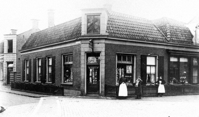 't Gooi in 1905. (Foto Miché)