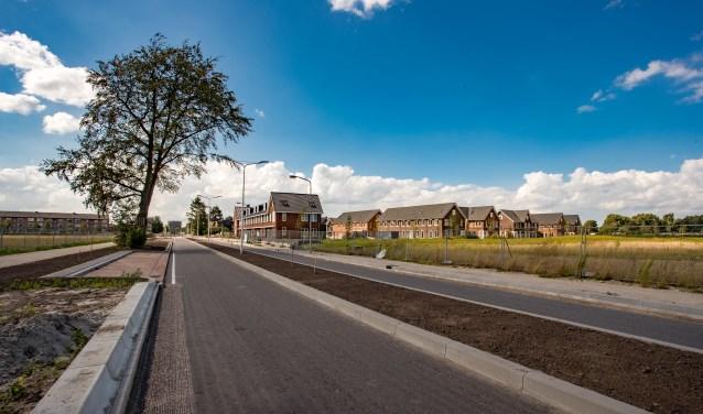 Komt er een zonneweide bij de nieuwbouwwijk?