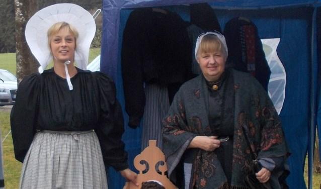 Gerdine Klijn en Monique Vos geven een Hollands tintje aan Duits festival.