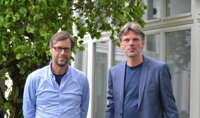 Kees Hogenbirk en Gerben Stuik zijn intensief betrokken bij duurzaamheid.