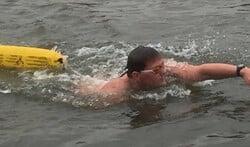IJszwemmer Fergil Hesterman is genomineerd.