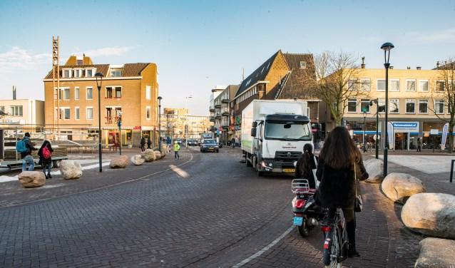 Het negeren van het stopverbod kan leiden tot onveilige situaties.