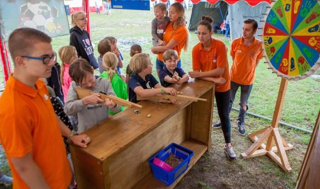 Kinderfestival weer van start