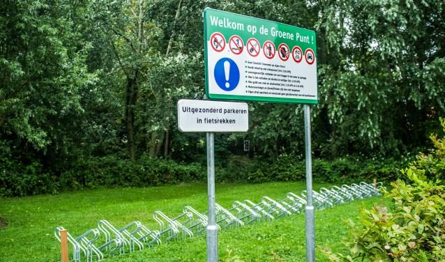 Geen onbeheerde brommers en fietsen meer op Groene Punt