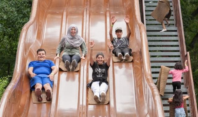 Fijn Dagje Oud Valkeveen Voor Kinderen Uit Opvanglocaties