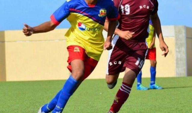 Ex-speler SV Diemen komt uit voor jeugdploeg Aruba