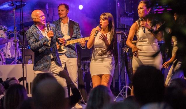 Sonny's Inc., de partyband uit Laren.
