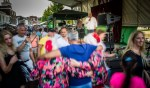Drie dagen de binnenstad afsluiten kan eigenlijk niet meer, stelt de organisatie van het Sluis-en-bruggenfeest.