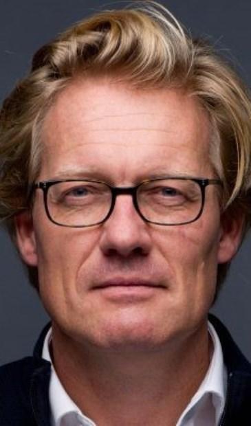 Tweede Kamerlid Martin Wörsdörfer.