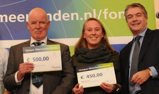 Ook in 2016 kregen er Diemense organisaties een bijdrage uit het Meerlandenfonds.