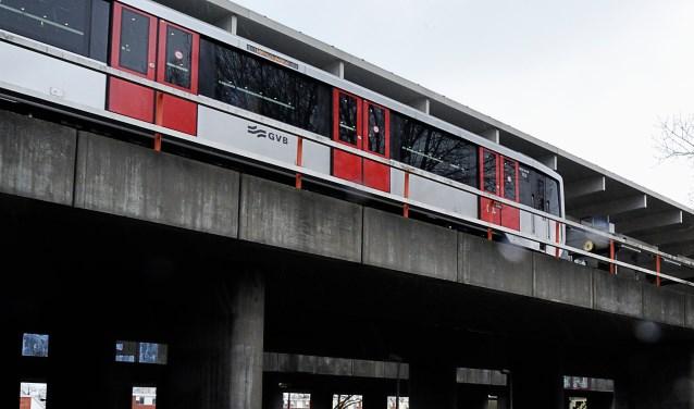 Metro 53 blijft toch naar CS gaan