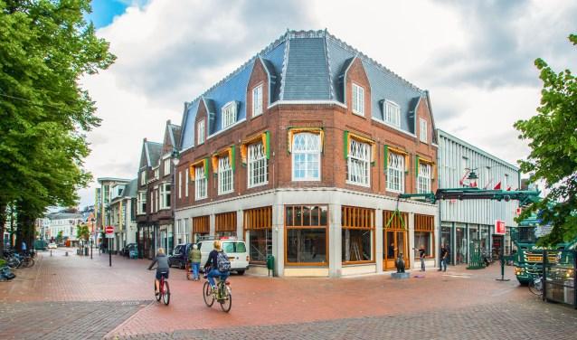 Het Meddens-pand krijgt eindelijk een nieuwe bestemming. Horeca-ondernemer Marco van Velthooven begint hier een restaurant.