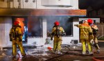 De brandstichter sloeg dinsdag 2 februari toe.