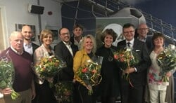 De top tien kandidaten voor het CDA.
