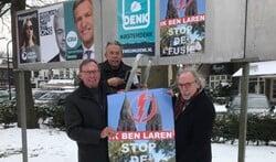 In Laren wordt al heel lang om behoud van de zelfstandigheid van het dorp gestreden.