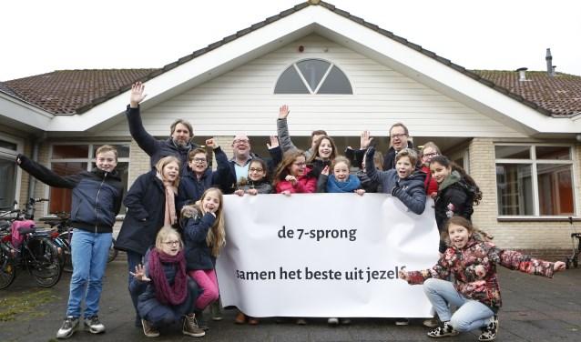 Fusie-basisschool in Eemnes heet 7-Sprong