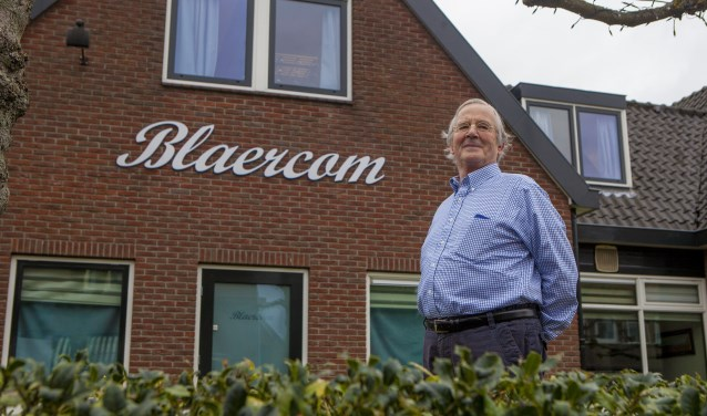 "Blaercom-voorzitter Jan Heybroek: ""College wil geen gedoe."""