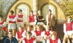 Henk Hofstede speelde voor JOS Watergraafsmeer.