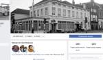 De Facebookpagina waaruit blijkt dat een aantal HvH-raadsleden deze 'liken'.