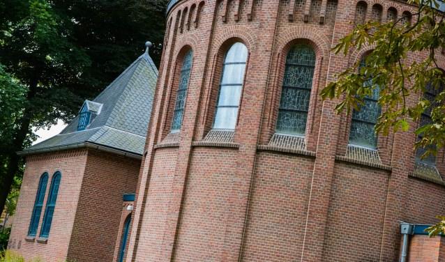 De Clemenskerk staat nu nog leeg.