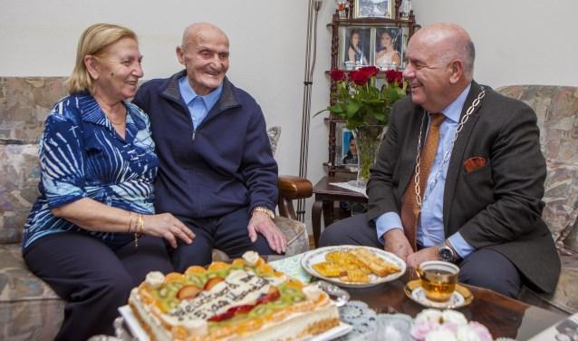 Ohannes en Surpuhi Aslan 65 jaar getrouwd