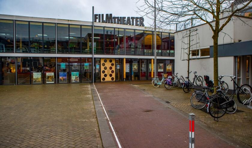 Volgende week woensdag start het zesde Filmfestival Hilversum aan het Herenplein.