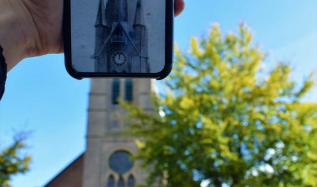 De Vituskerk.