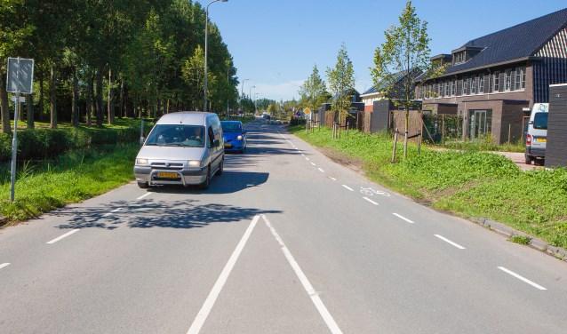 De snelle bus gaat straks rijden over de Stroomzijde en daarom vinden er nu alvast verkeerstellingen plaats.