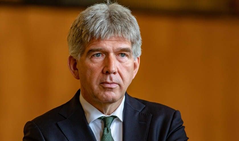 Wethouder Wimar Jaeger.