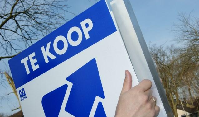 Woningen in 't Gooi staan gemiddeld 37 dagen te koop.