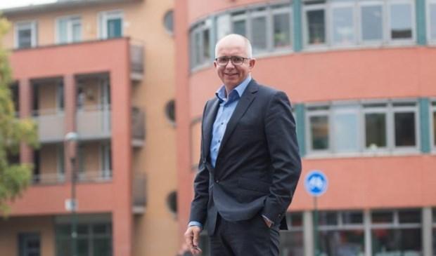 Directeur-bestuurder Maarten van Gessel.