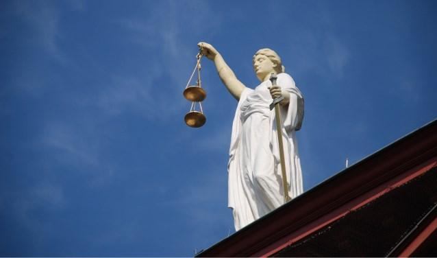De rechter moet een uitspraak doen over het ontruimen van een woning aan de Draaikom.