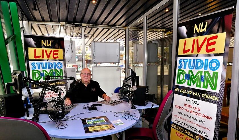 Hans van Leverink, voorzitter van Studio DMN.