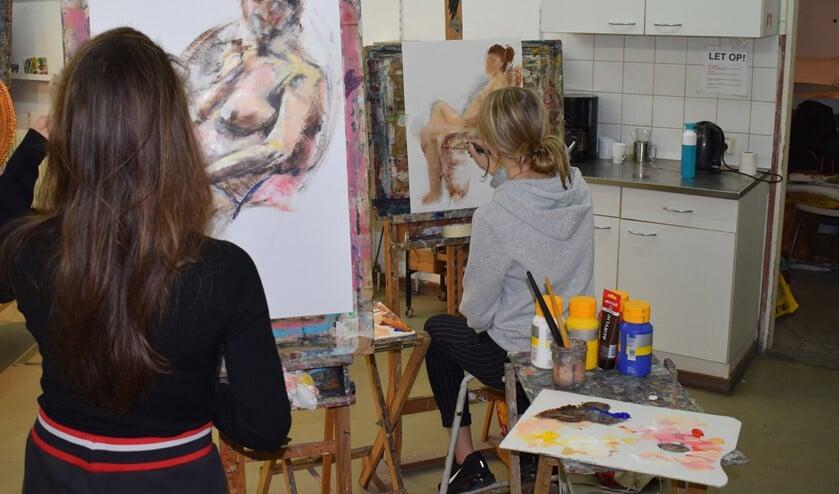 Ook jongeren zijn welkom bij de Gooise Academie.