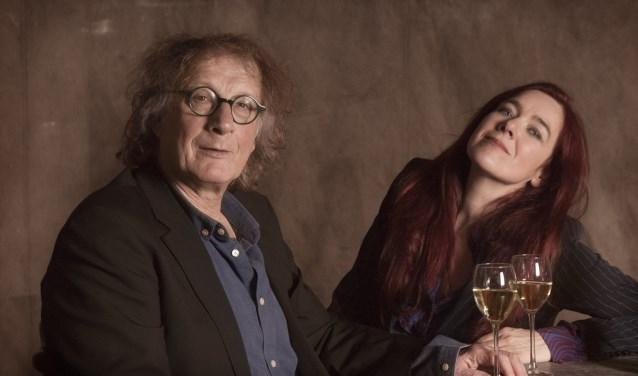 Thomas Verbogt en Beatrice van der Poel.