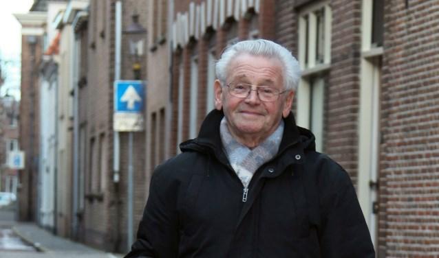 Jan Detering is al ruim 70 jaar lid van