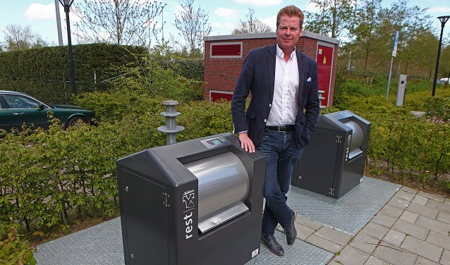 Raadslid Niels Rood.