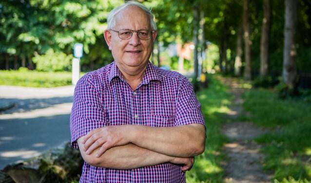 Jan Slingerland, fractievoorzitter Hart voor Hilversum.